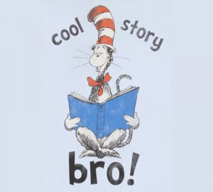 Funny Cat in the Hat Quotes