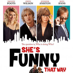 She's Funny That Way Movie Quotes