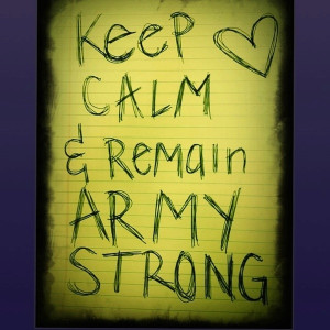 Army Wife Army Strong