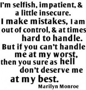 Marilyn monroe quotes about men pictures 4