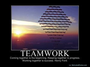 15 Teamwork Inspirational Quotes by Famous People