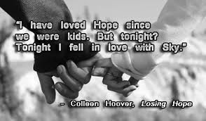 hopeless colleen hoover -