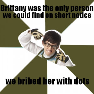 Tags: Artie Abrams Kevin McHale Glee