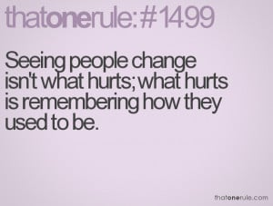 Quotes On People Change With Time .