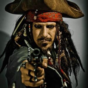 Pirate Impersonator - Impersonator in Atlanta, Georgia