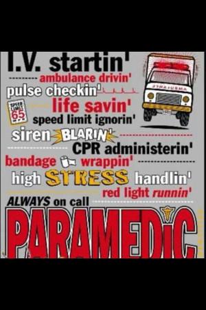 Paramedic Quotes