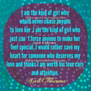 Quotes To Make Someone Feel Special to make her feel special