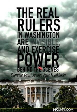 Felix Frankfurter (U.S. Supreme Court Justice) - The Real Rulers in ...
