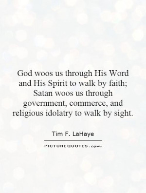 walk by faith quotes