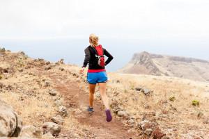 ... first ultramarathon experience a success. Photo: www.shutterstock.com