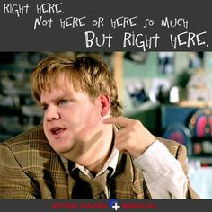 Movie Quote from Tommy Boy: