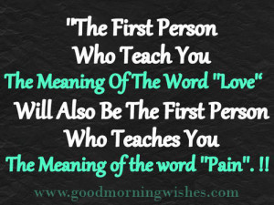 Life Quotes, Pictures, Love Quotes - Images, Good Morning Love ...