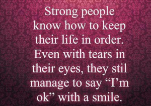Motivational, Quotes, Sayings, Wise, Strong People