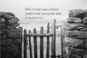 Robert frost, about fence, quotes, sayings