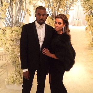 Kim Kardashian and Kanye West Get Married in Spectacular Ceremony at ...