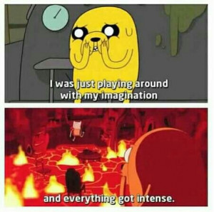 Adventure Time - Jake Quotes