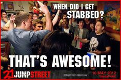 21 Jump Street movie quote - Jonah Hill #movies #films #quotes #comedy