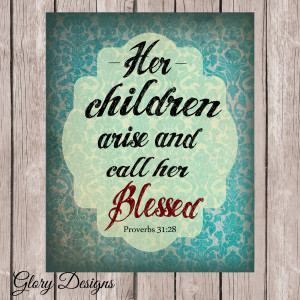 Mother's Day verses on Pinterest | Bible Verses , Mothers Day ...