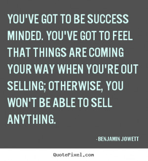 Quotes About Success and Selling