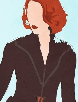 The Avengers: Black Widow