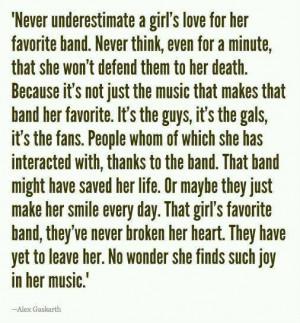 Music. Saves. Lives.