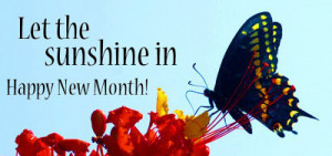 Happy New Month Quotes May 2015