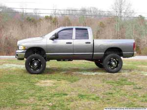 dodge cummins diesel truck
