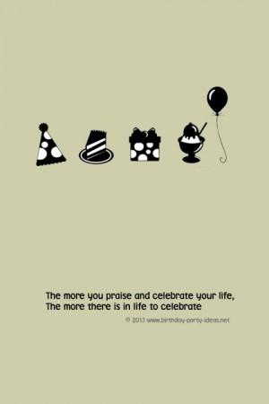 Happy Birthday Quotes Sayings