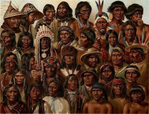 Native Indigenous of the Americas