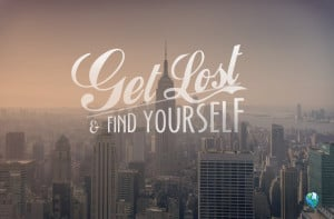 get lost & find yourself- that's the plan! study abroad 2013-2014