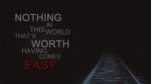 Easy Quote Wallpaper High Resolution 9126