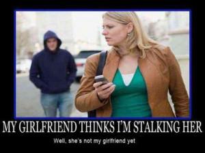 The Stalking Boy Friend