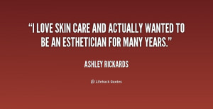 Skin Care Quotes Preview quote