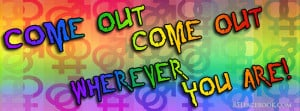 ... Cover, Banners, Gay Pride Timelines, Gay Pride For Facebook profile