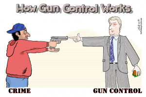 Why Gun Control Will Never Find Favor in the United States