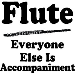 Flute (Gift for) Player
