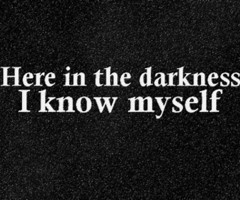 Alone,Amy lee,Dark,Evanescence,Lithium,Typography - inspiring picture ...