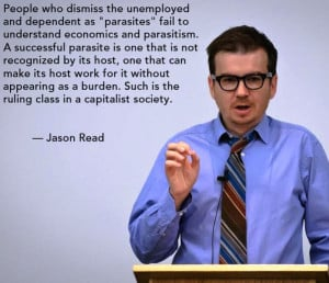 ... an illuminating quote on the true parasites in a capitalist economy