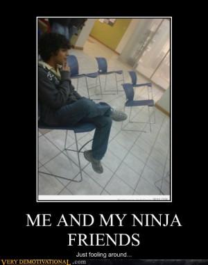Funny Ninja Quotes and Sayings
