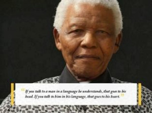 PPT Slides Nelson Mandela Inspirational Leadership Lessons and Quotes ...