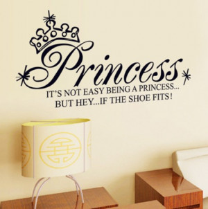 free shipping ! 65*130cm New removable pvc home decor quote wall decal ...