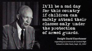 American Politics, Dwight Eisenhower, Eisenhower Quotes, Guns Violence ...