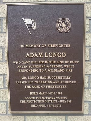firefighter quotes firefighter memorial wall dirty firefighter quotes ...