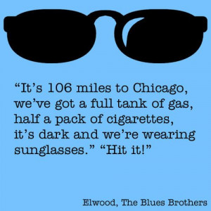 Blues Brothers - Classic...absolute classic.