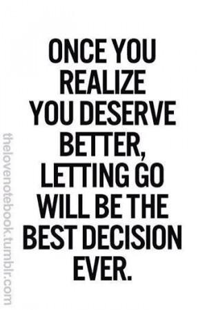 Deserve Better