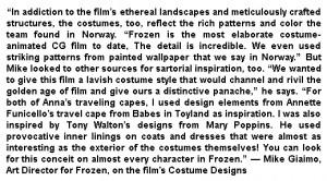 Frozen Frozen Quote