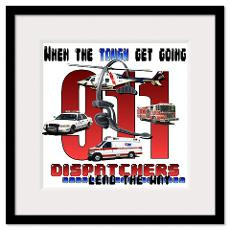 Police Dispatcher Sayings http://www.cafepress.com/+dispatcher+framed ...