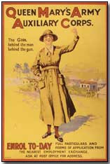 World War 1 Propaganda Posters Women