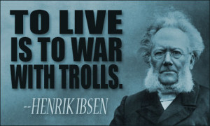 HENRIK IBSEN, An Enemy of the People