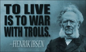 HENRIK IBSEN, An Enemy of the People